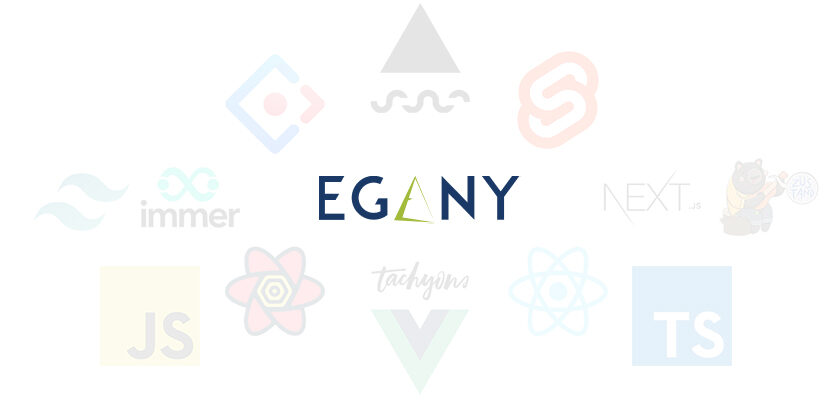 EGANY Front-end Tech Stack